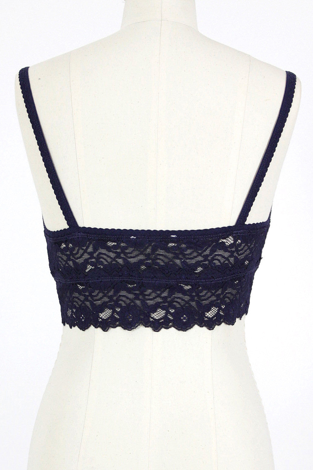 Lace Bra / Navy