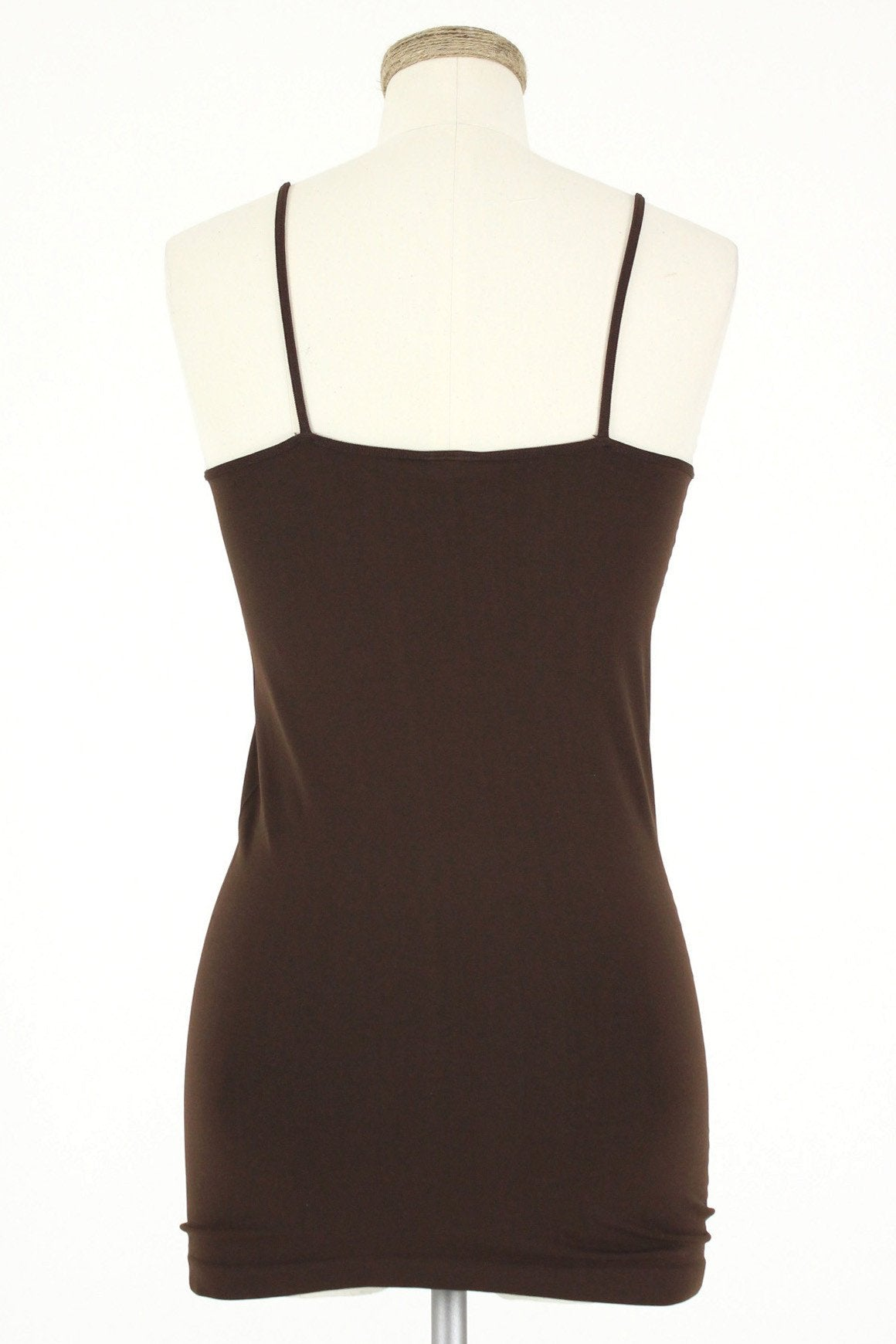 Seamless Cami / Brown