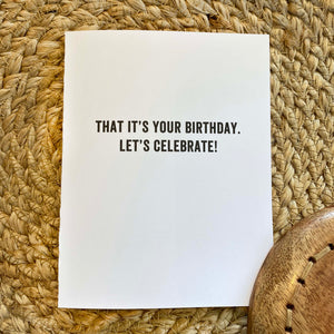 Greeting Card / Stevie Nicks Birthday