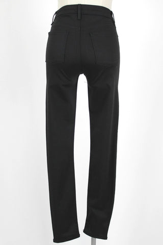 Super Skinny 9 inch High Rise / Black