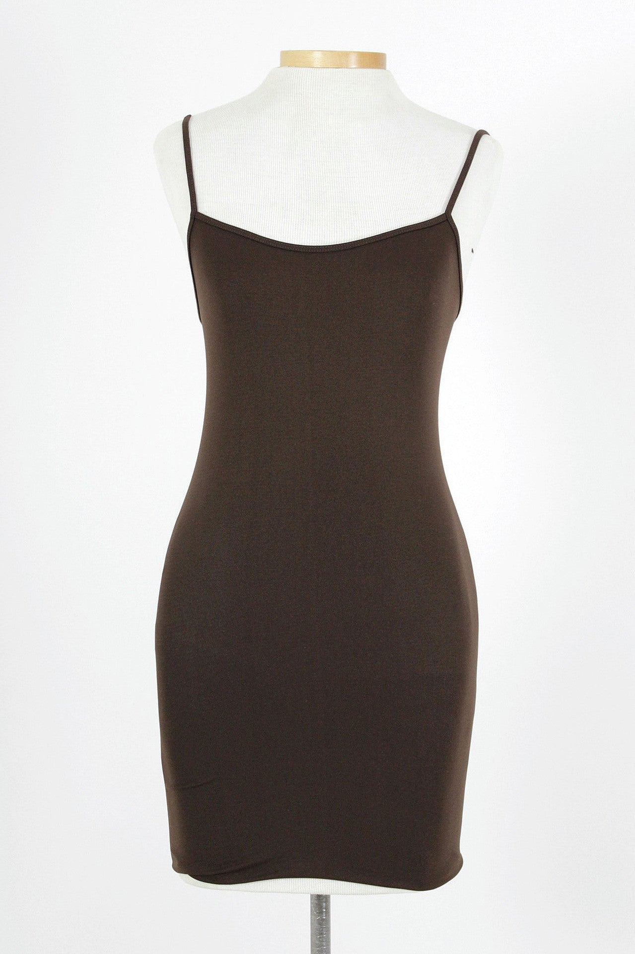 Seamless Slip / Brown