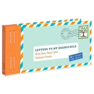 Letters To My Grandchild Booklet