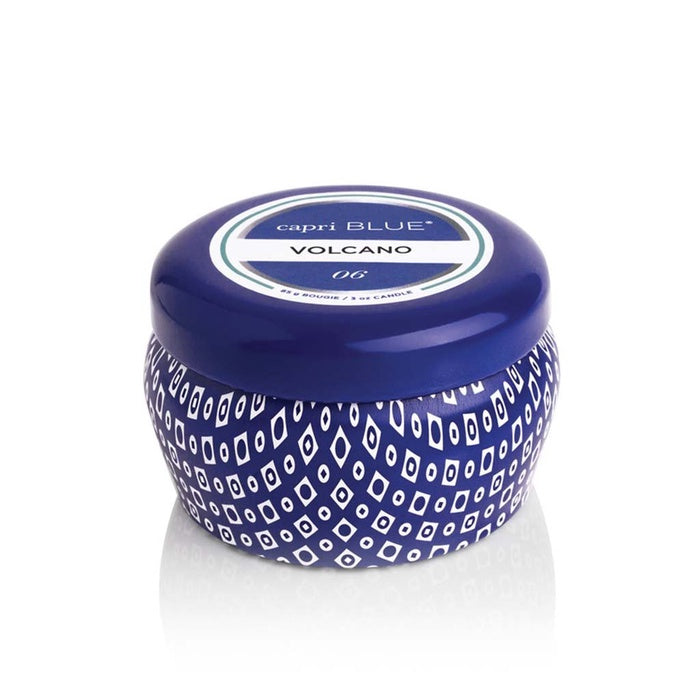 Capri Blue 3 oz. Signature Mini Tin Candle / Volcano
