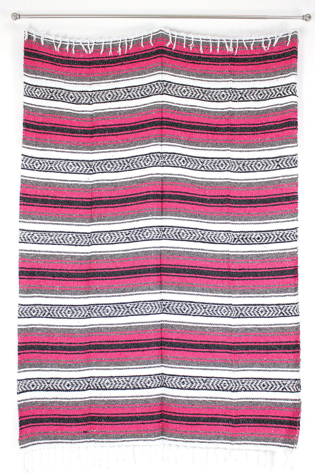 Mexican Beach Blanket / Pink