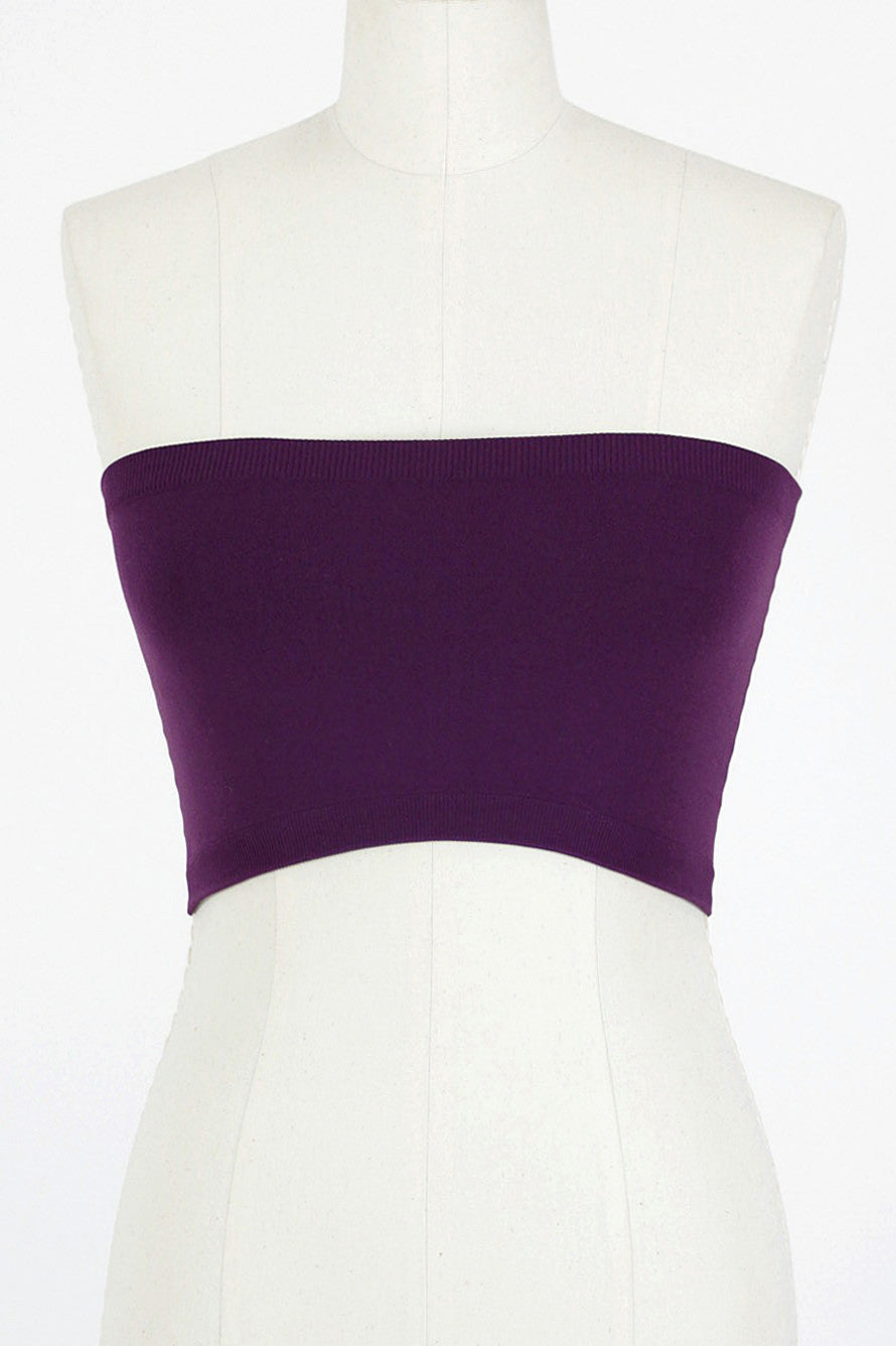 Seamless Tube Bra / Purple