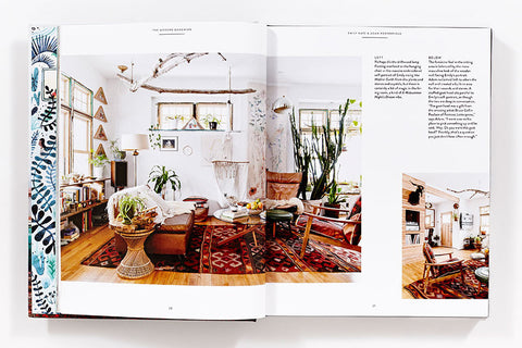 New Bohemians Decor Book