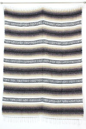 Mexican Beach Blanket / Taupe