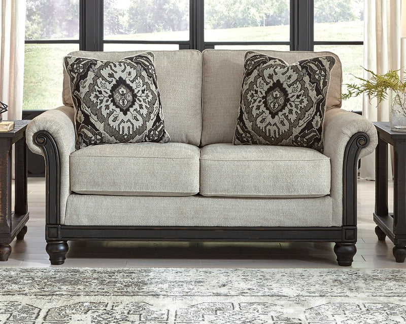 Benbrook Signature Design by Ashley Loveseat image
