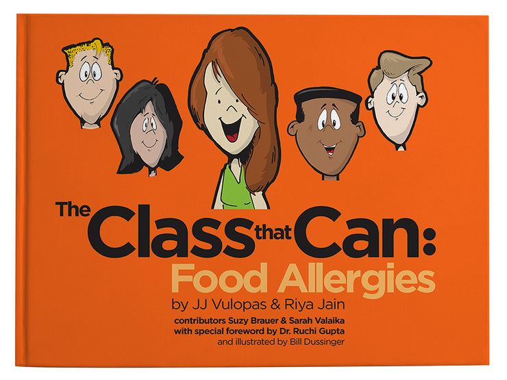 The Class That Can: Food Allergies (eBook-PDF)