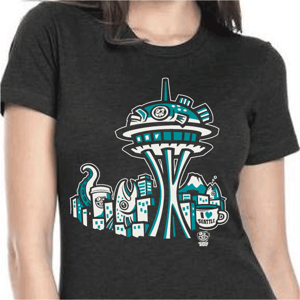 Sumofish Seattle (Women's)