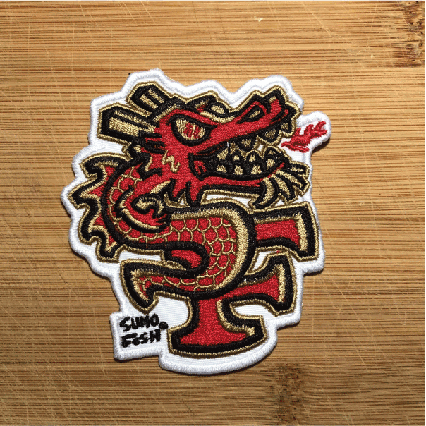 SF Dragon Patch