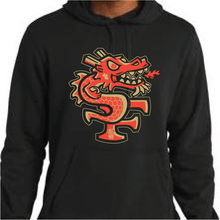 Load image into Gallery viewer, SF Dragon (Hoodie)