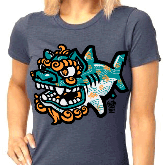 Shisa Shark (Women's)