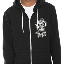 Load image into Gallery viewer, Spirit Ramen Zip Hoodie