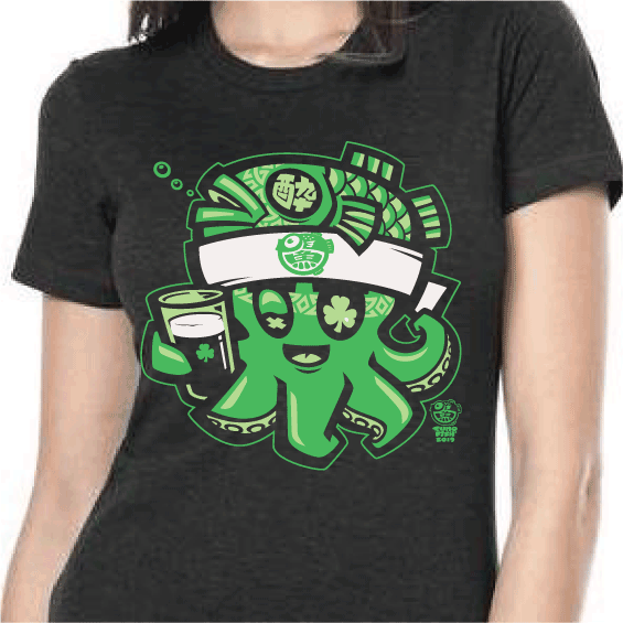 St. Patty's Drunk Tako (Women's)