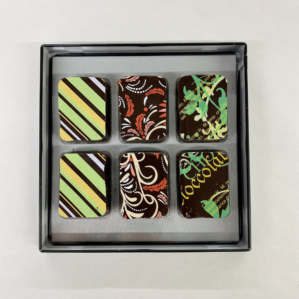 6 Mixed Chocolates - Original Collection