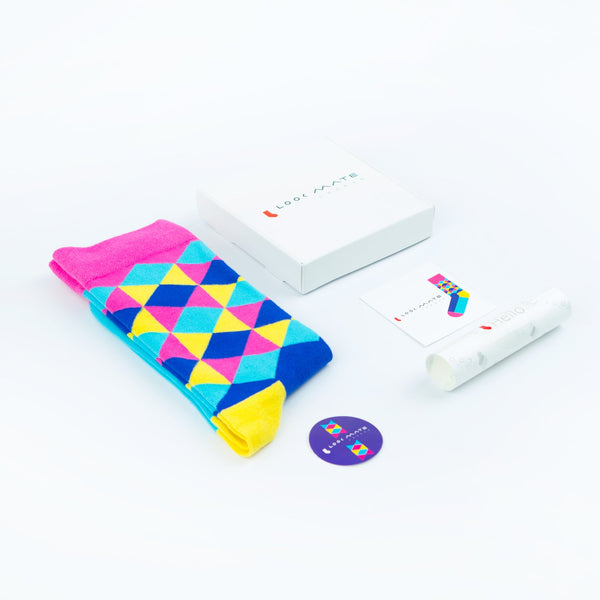 Candy & Candy Socks by David D.