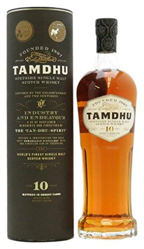 Tamdhu 10 Year Old Speyside Single Malt Whisky, 70 cl