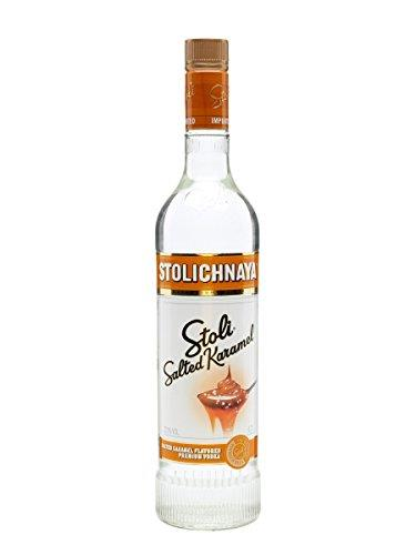 Stolichnaya Salted Karamel Vodka, 70 cl