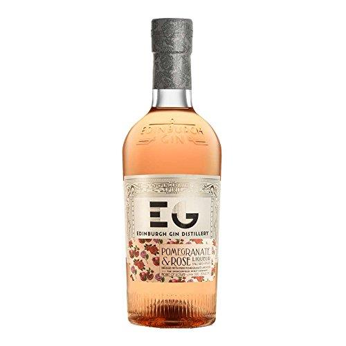 Edinburgh Gin Pomegranate and Rose Gin Liqueur, 50 cl