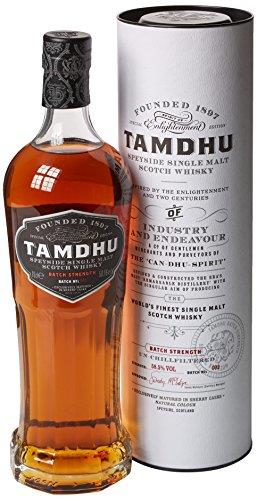 Tamdhu Batch Strengh (Batch 2) 58.5%, 70cl