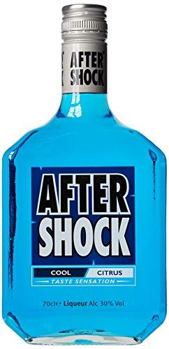After Shock Blue Citrus, 70 cl