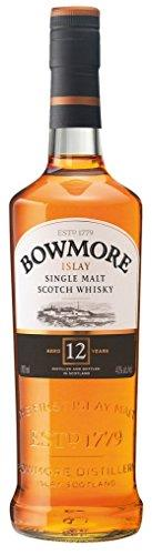 Bowmore 12 Year Old Malt Whisky, 70 cl