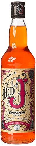 Old J Cherry Spiced Rum, 70 cl