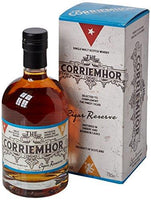 The Corriemhor Cigar Reserve Whisky, 70 cl
