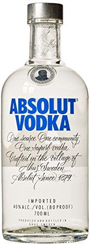 Absolut Vodka, 70cl