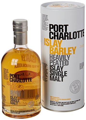 Bruichladdich Port Charlotte Islay Barley Whisky, 70 cl