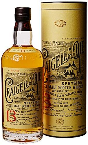 Craigellachie 13 Year Old Whisky, 70 cl