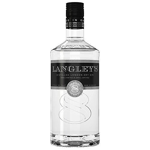 Langley's Number 8 Gin, 70 cl