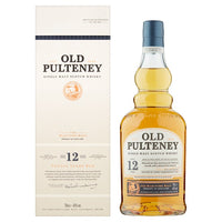 Old Pulteney 12 Year Old Malt Whisky, 70 cl