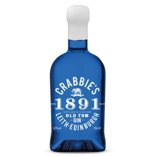 Crabbie's 1891 Old Tom Gin, 70cl