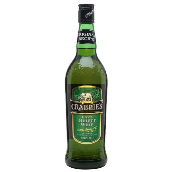 Crabbies Green Ginger Wine 70cl Bottle
