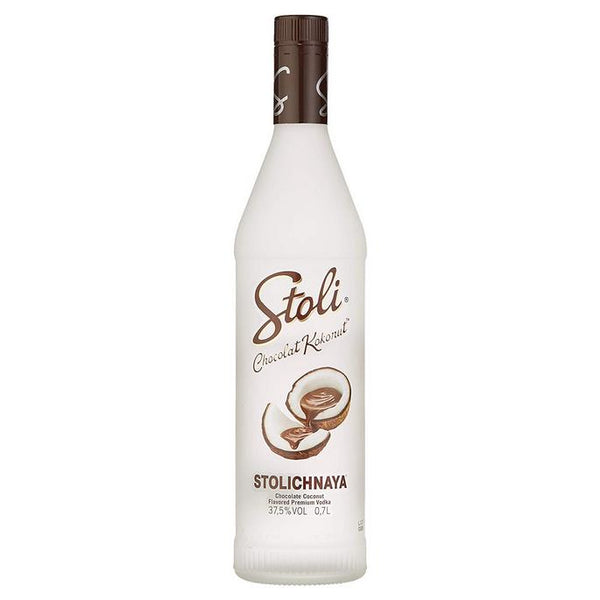 Stolichnaya Chocolate Kokonut Vodka, 70cl