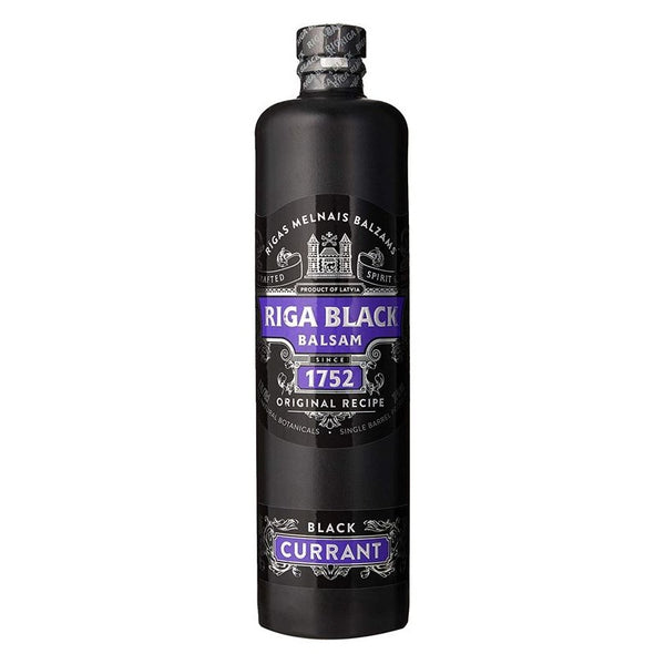 Riga Black Balsam Blackcurrant, 70cl