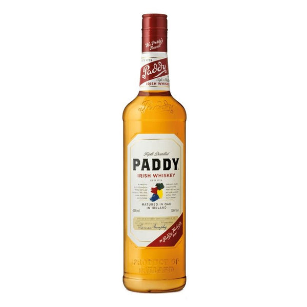 Paddy Irish Whisky, 70 cl