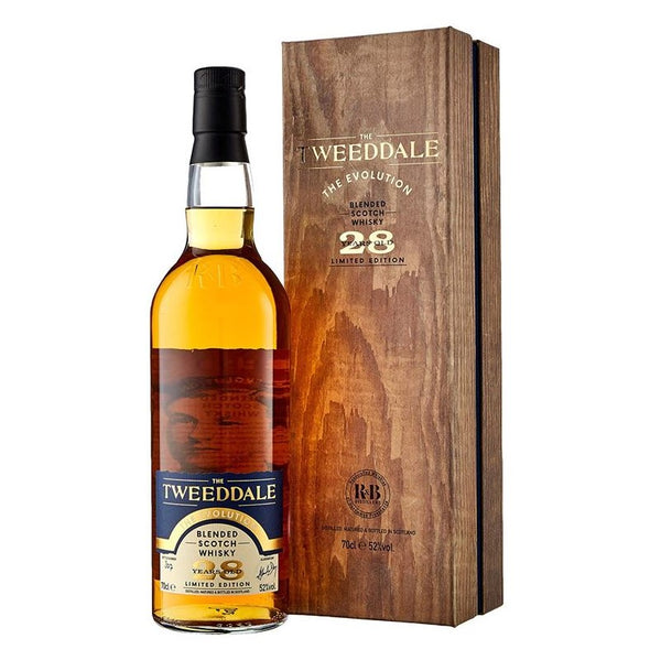The Tweeddale - The Evolution Blended Scotch Whisky 28yr, 70cl
