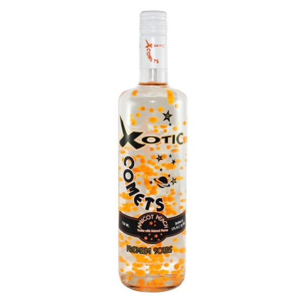 Xotic Comets Apricot Peach, 75cl