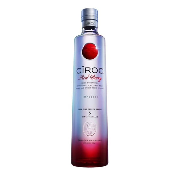 Ciroc Vodka Red Berry, 70cl