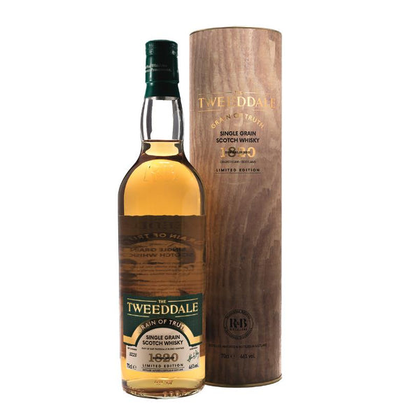 Tweeddale Grain of Truth Sherry Cask, 70cl