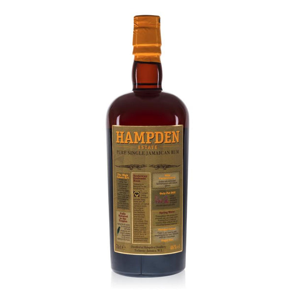 Hampden Estate 46%, 70cl