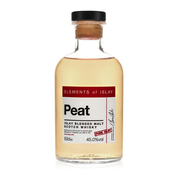 Elements Of Islay Peat, 50cl