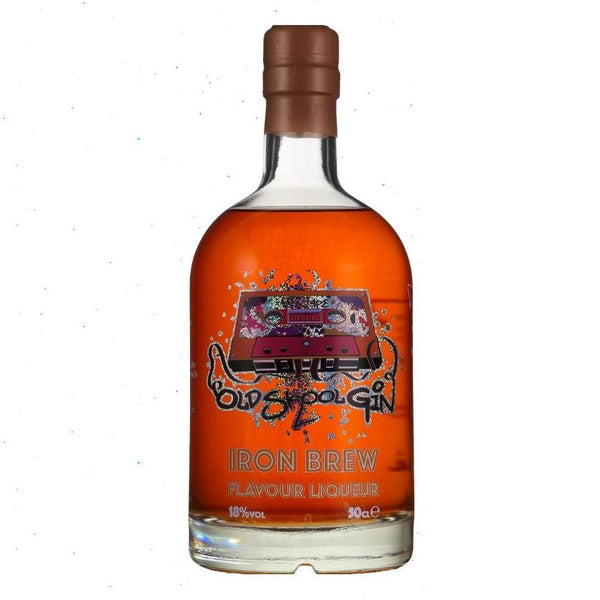 Old Skool Gin Liqueur - Iron Brew, 50cl