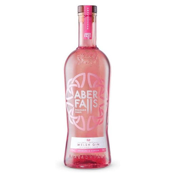 Aber Falls Rhubarb and Ginger Gin, 70cl
