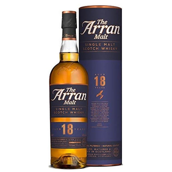 Arran 18 Yr Single Malt Scotch Whisky, 70cl