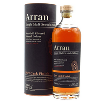 Arran Port Cask Finish Malt Whisky, 70cl
