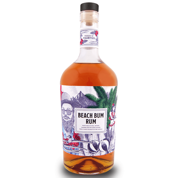 Beach Bum Rum Gold, 70cl